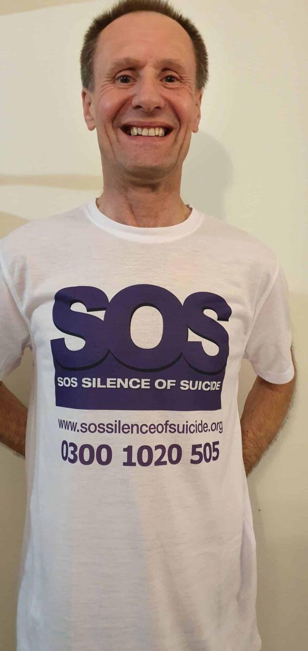 SOS Branded TShirt