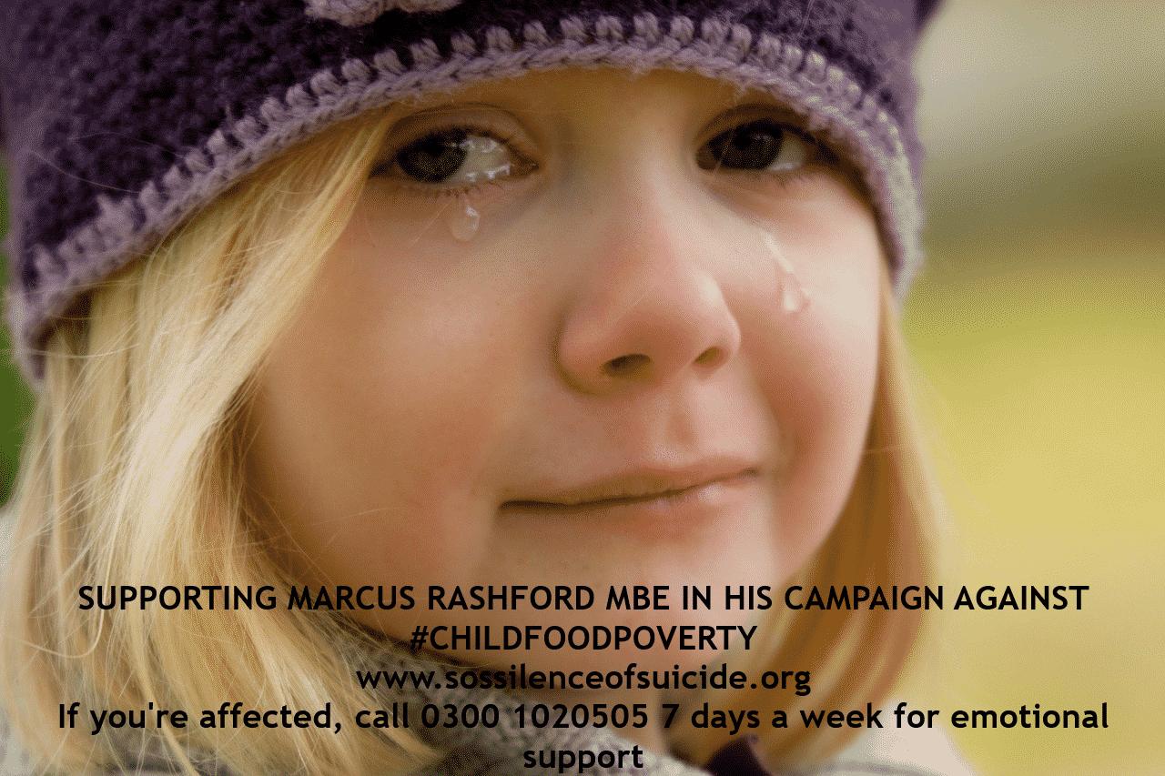 SOS Support Marcus Rashford MBE