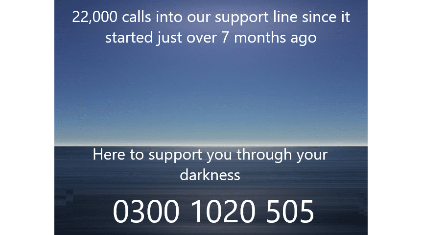 SOS Support Line